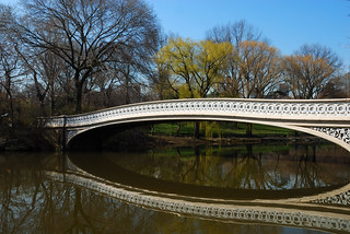 Bow Bridge, Central Park | by simmogem