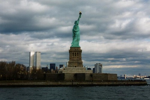 Lady Liberty couldn't illuminate the ignorant | by eclectico63