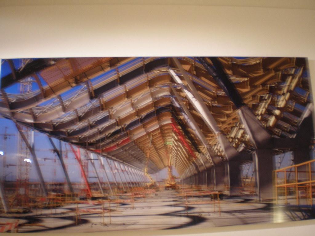Jos manuel ballester 39 gran terminal 3 39 2002 museo munic - Jose manuel ballester ...