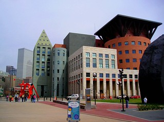 Denver Public Library -- DPL | by Toria Clark