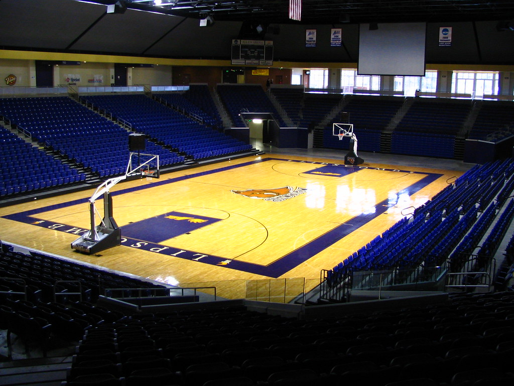 Allen Arena - Lipscomb University Bisons | Nashville, TN ...