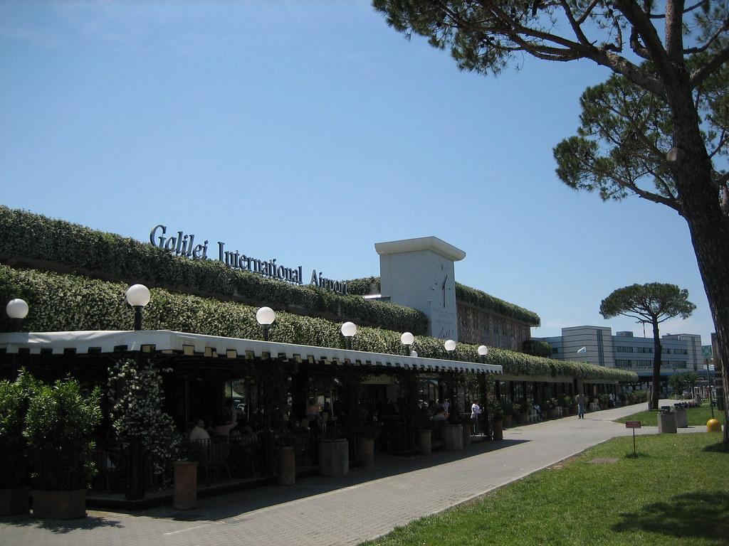 Aeroporto Pisa : Aeroporto galileo galilei pisa cafe several hours till my u flickr