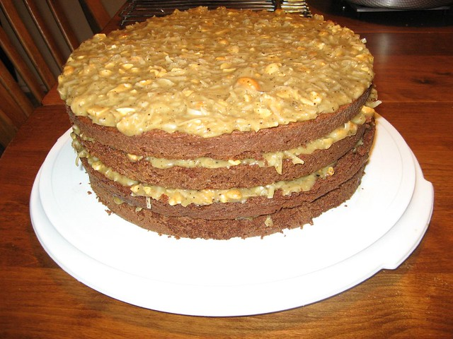 Homemade German Chocolate Cake Mix Recipe