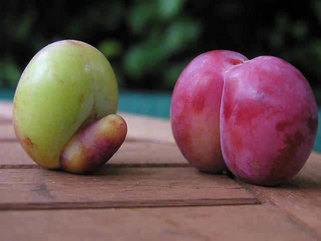 It's just fruit! ;-)