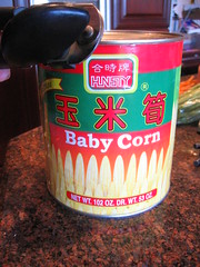102 oz. of baby corn | by tofu666