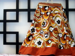 McCalls M5053 skirt | by Peacock Chic is FAB.U.LOUS!