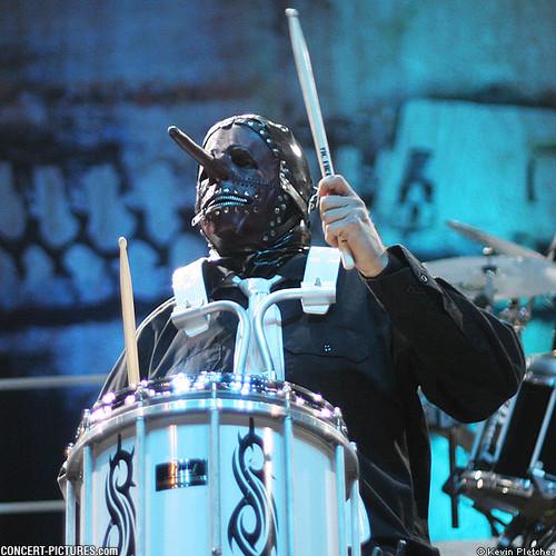 Chris Fehn, Slipknot | by concert.photographer: https://www.flickr.com/photos/18157373@N00/499402173