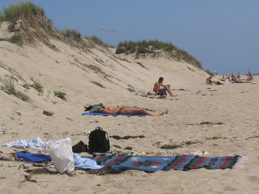 at nantucket Nude the beach