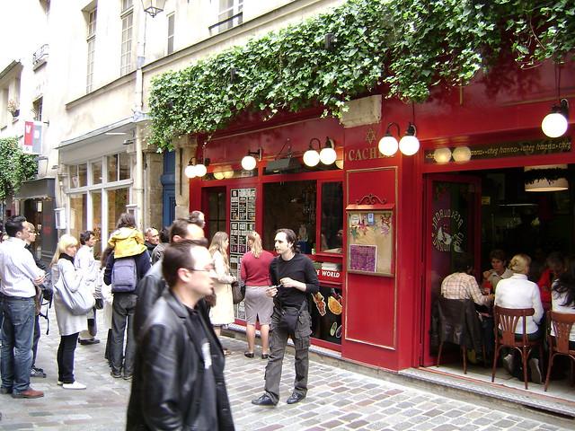 Paris Falafel Cafe