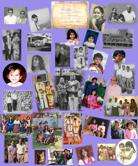 50th Wedding Anniversary Collage This Is A Poster We Creat Flickr