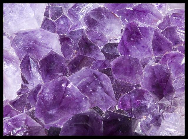 Purple Crystal Phil Holtje Flickr