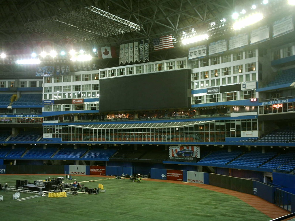 Rogers Centre Hotel Rooms