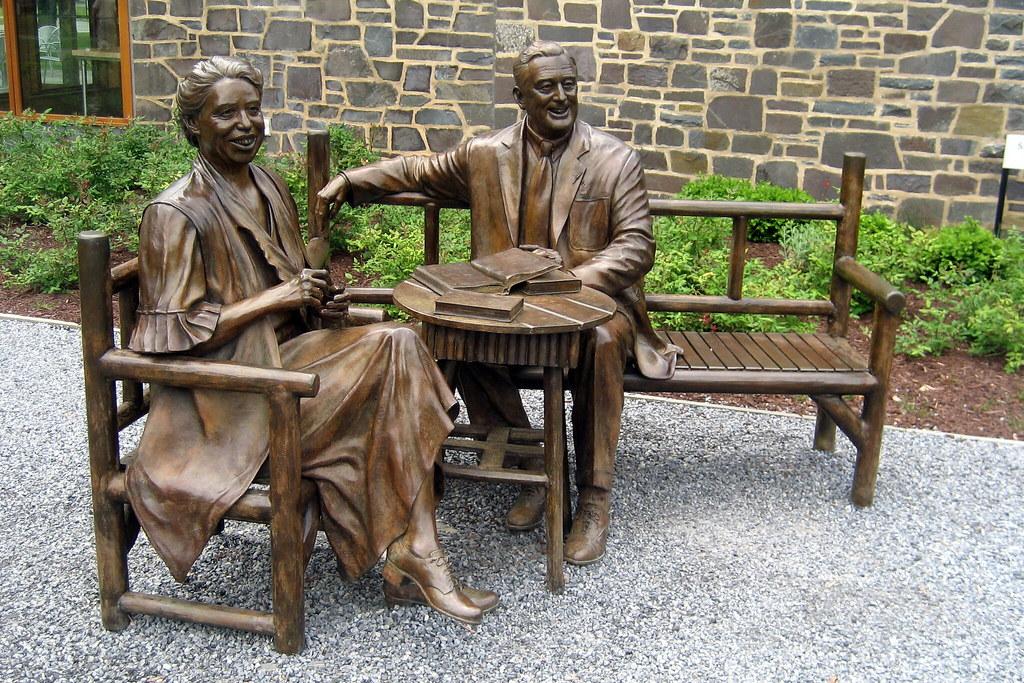 Ny Hyde Park Fdr Nhs Senator Robert S Kerr Memorial