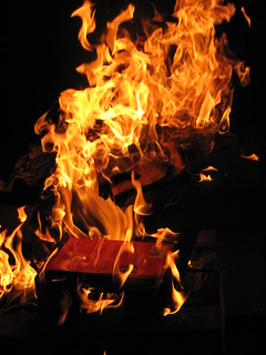 Book burning | by pcorreia