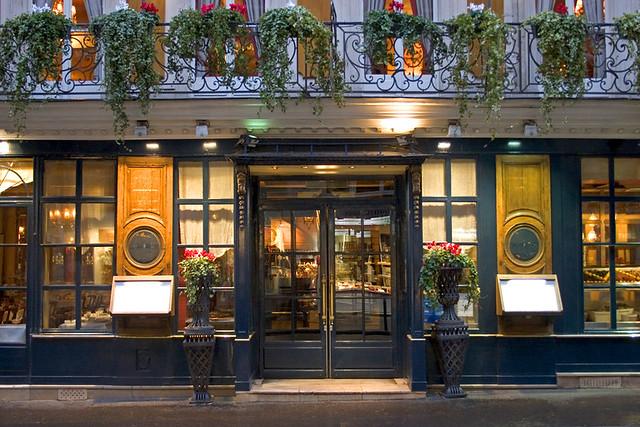 Le Franklin Cafe Paris