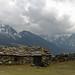 Nepal - Sagamartha Trek - 220 - Stone house