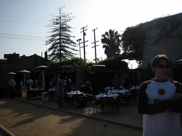 Arnoldi S Cafe Arnoldi S Address Is  Olive Street Santa Barbara