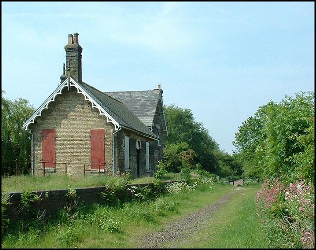 the station  washingborough  lincolnshire