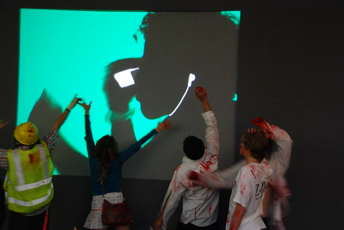 Zombies invade the Apple Store in San Francisco | by Steve Rhodes