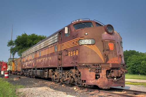 Iron Mountain Train E8 | by Serrator