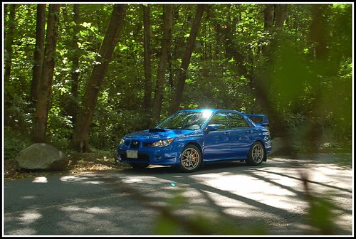 STI from behind a tree | by istargazer