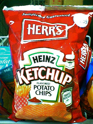 Ketchup Potato Chips   blog   Casey Bisson   Flickr