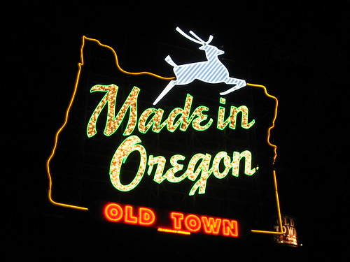 made in oregon | by drewish