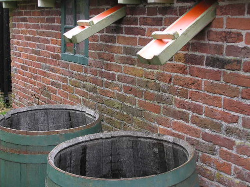Water-butts | by Kees van Duyn