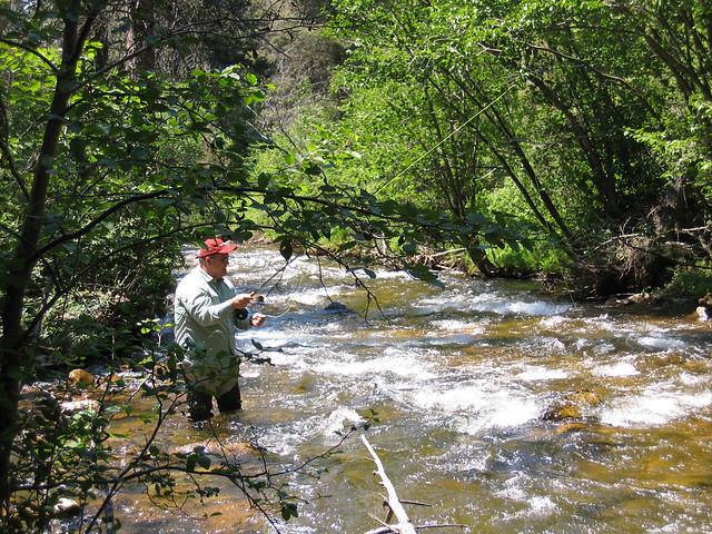 Rio santa barbara 2 my wife snapped this photo of me for Santa barbara fishing report