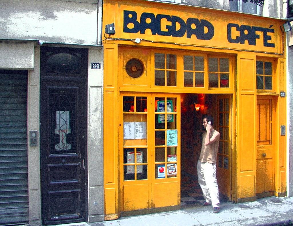 Bagdad Caf Ef Bf Bd A Brule