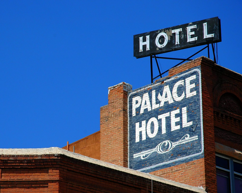 palace hotel salida colorado rick hebenstreit flickr. Black Bedroom Furniture Sets. Home Design Ideas
