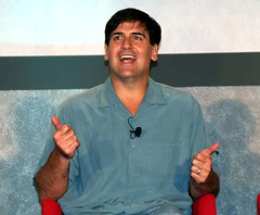 Mark Cuban on stage | by jdlasica