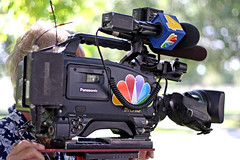 NBC News Camera | by Shavar Ross