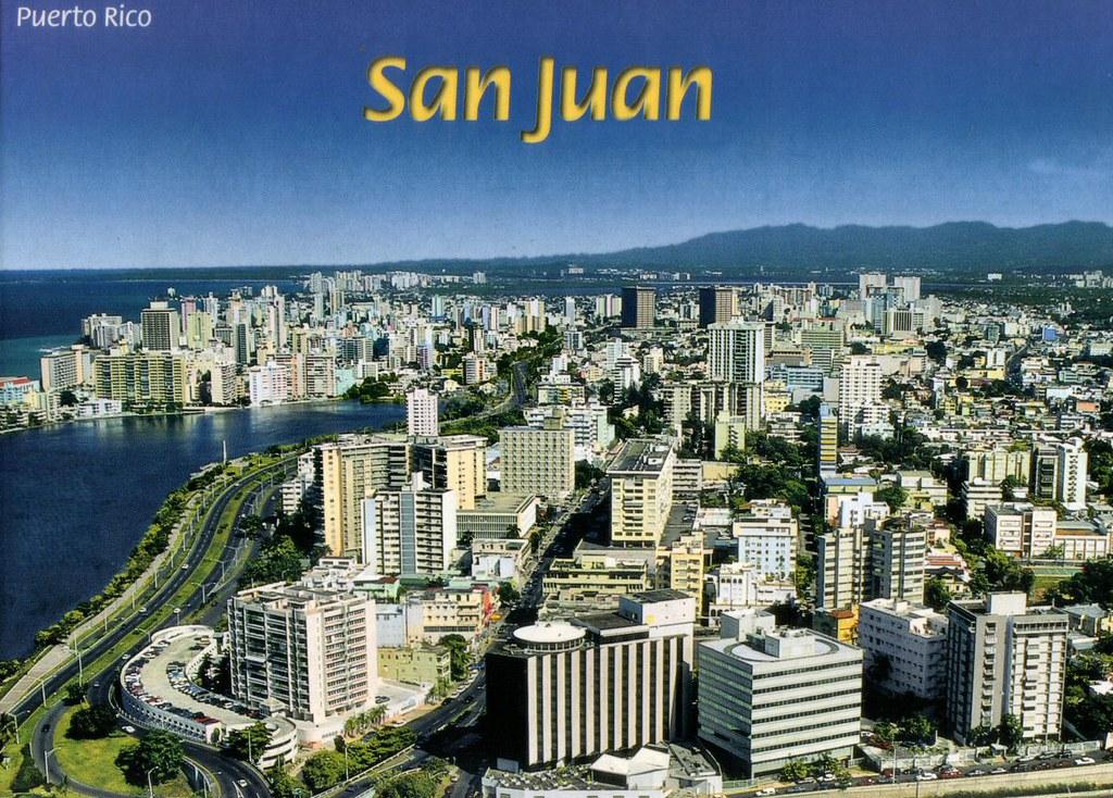 Where is San Juan Puerto Rico San Juan Puerto Rico | by