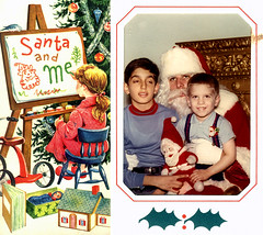 Santa And Me : The Group | by drp