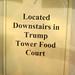 Trump Food Court