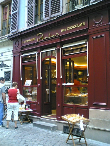 Chocolaterie Pralus | by clotilde