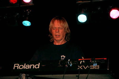 Rick Wakeman | by tim ellis