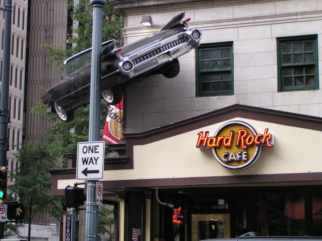 Atlanta Hard Rock Cafe Address