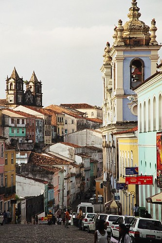 Pelourinho, Salvador da Bahia | by Bruno Girin