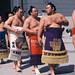 Sumo wrestlers-Japan