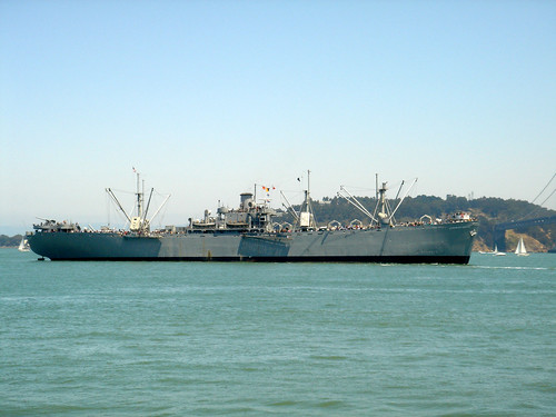 Liberty Ship SS Jeremiah O'Brien | by Telstar Logistics