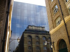 London Bridge - office reflections (Acxiom) | by waldopepper