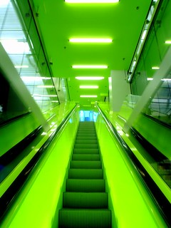 the green ascent | by vsz