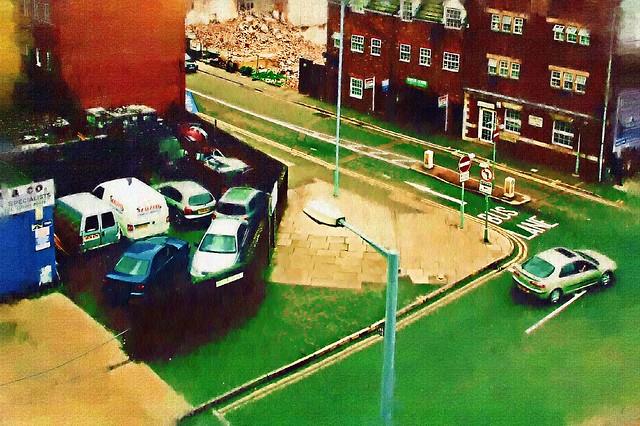 Luton Arndale Car Park