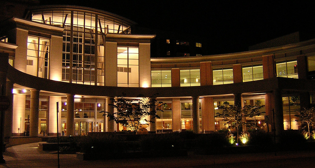 Exterior: Lancaster General Hospital. I've Never Been There