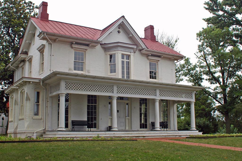 Frederick Douglas House At Cedar Hill Frederick Douglas