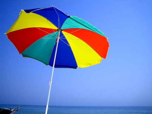 Beach Umbrella | by monkeyatlarge
