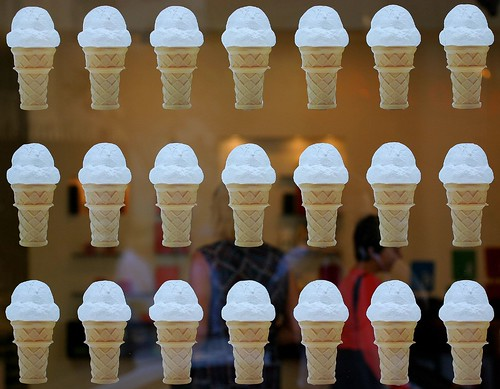 21 Ice Cream Cones | by Thomas Hawk
