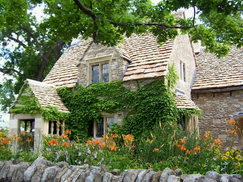 Cotswold Cottage Greenfield Village This Is My Favorite